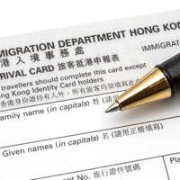 Visa filing
